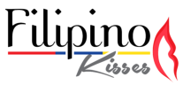 Filipino Kisses logo
